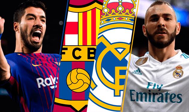 Прогноз на матч Реал Мадрид – Барселона – 27.02.2019