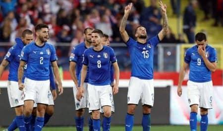 Прогноз на матч Италия - Финляндия - 23.03.2019, 22:45