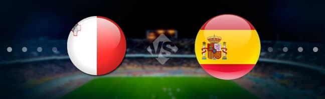 Прогноз на матч Мальта – Испания – 26.03.2019, 22:45