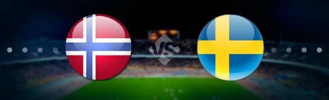 Прогноз на матч Норвегия – Швеция – 26.03.2019, 22:45