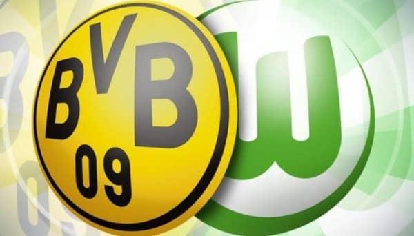 Прогноз на матч Боруссия - Вольфсбург- 30.03.2019, 17:30
