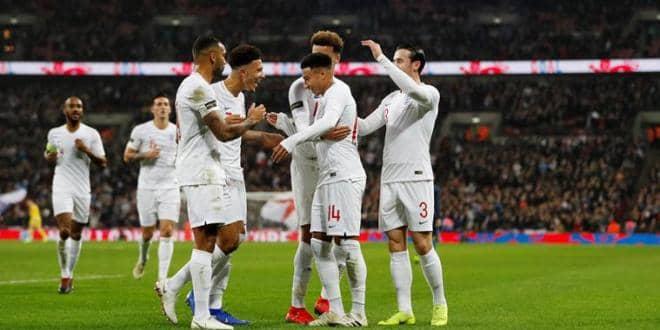 Прогноз на матч Англия - Чехия - 22.03.2019, 22:45