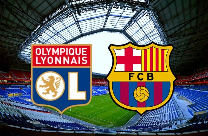 Прогноз на матч Барселона - Лион -13.03.2019, 23:00