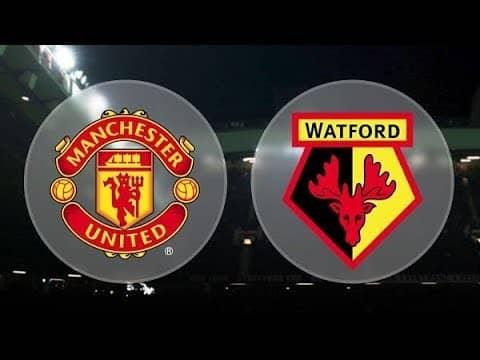 Прогноз на матч Манчестер Юнайтед - Уотфорд - 30.03.2019, 18:00