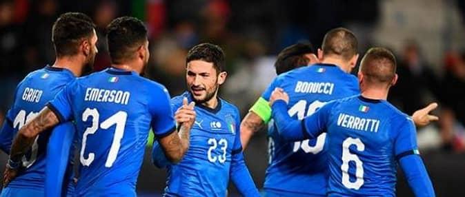Прогноз на матч Италия – Лихтенштейн – 26.03.2019, 22:45