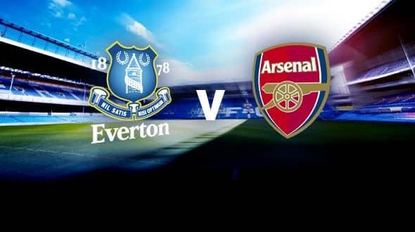 Прогноз на матч Эвертон – Арсенал – 07.04.2019, 16:05