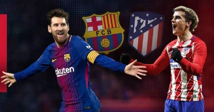 Прогноз на матч Барселона – Атлетико – 06.04.2019, 21:45