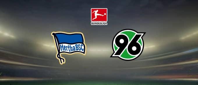 Прогноз на матч Герта - Ганновер - 21.04.2019, 19:00