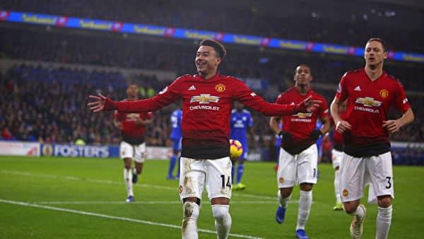 Прогноз на матч Манчестер Юнайтед - Кардифф - 12.05.2019, 17:00