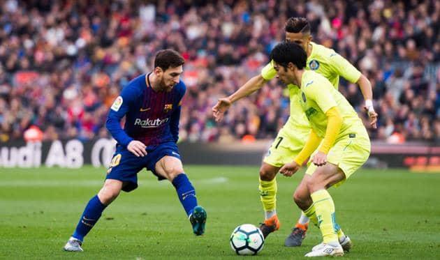 Прогноз на матч Барселона - Хетафе - 12.05.2019, 19:30