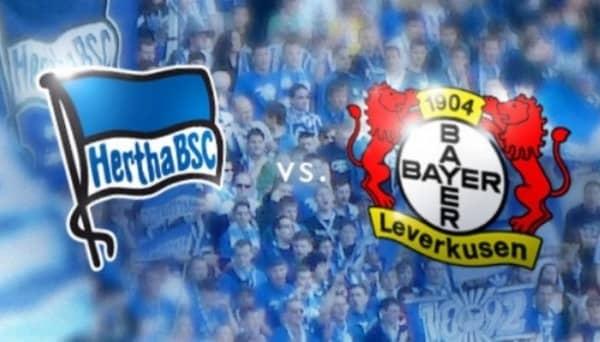 Прогноз на матч Герта - Байер - 18.05.2019, 16:30