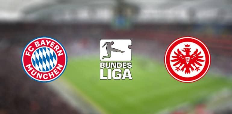 Прогноз на матч Бавария – Айнтрахт Ф – 18.05.2019, 16:30