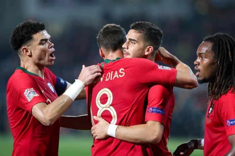Прогноз на матч Португалия – Швейцария – 05.06.2019, 22:00