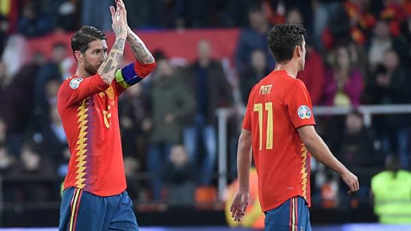 Прогноз на матч Фарерские острова – Испания – 07.06.2019, 21:45