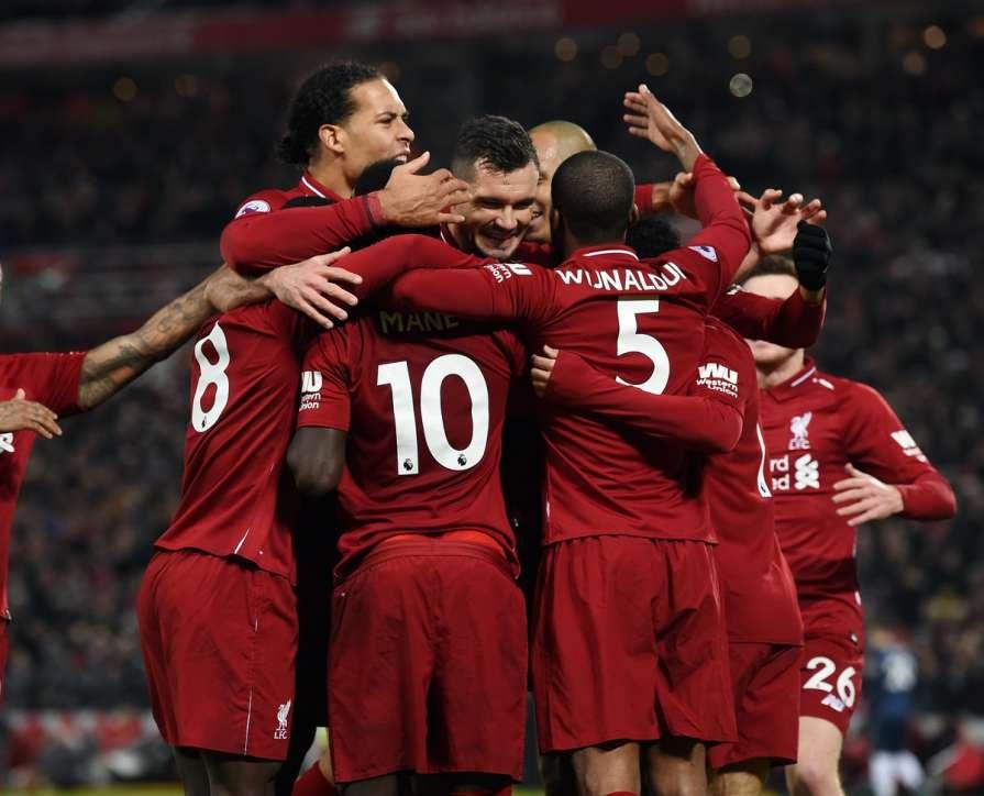 Прогноз на матч Ливерпуль - Вулверхэмптон - 12.05.2019, 17:00