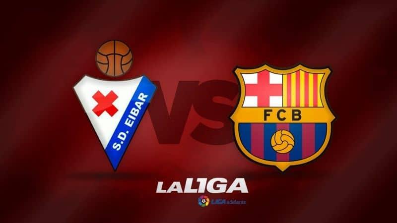 Прогноз на матч Эйбар - Барселона - 19.05.2019, 17:15