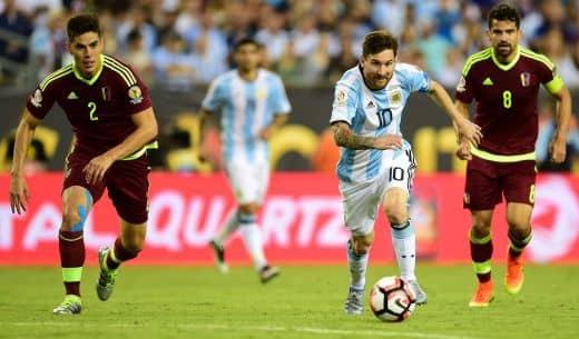 Прогноз на матч Венесуэла – Аргентина – 28.06.2019, 22:00