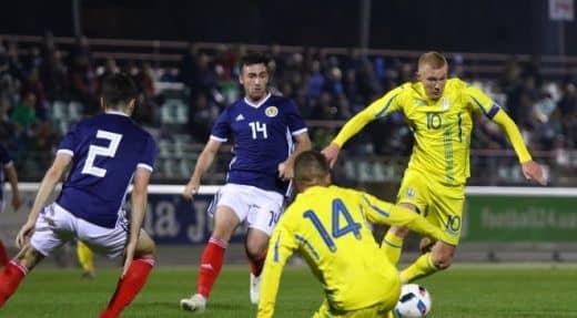 Прогноз на матч Шотландия - Кипр – 08.06.2019, 21:45