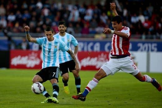 Прогноз на матч Аргентина – Парагвай – 20.06.2019, 03:30