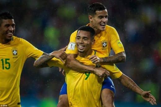 Прогноз на матч Бразилия – Венесуэла – 19.06.2019, 03:30