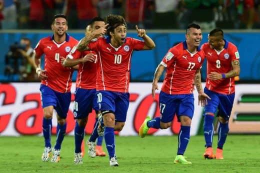 Прогноз на матч Япония – Чили – 18.06.2019, 02:00