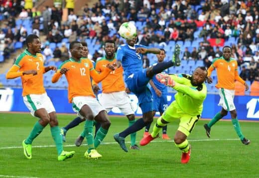 Прогноз на матч Намибия – Кот-д/Ивуар – 01.07.2019, 19:00