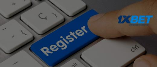Регистрация в 1хбет