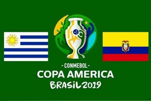 Прогноз на матч Уругвай – Эквадор – 17.06.2019, 01:00