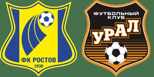 Прогноз на матч Урал – Ростов 03.08.2019, 14:00