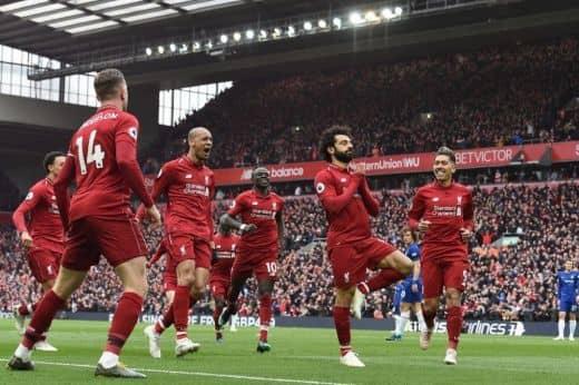 Прогноз на матч Бернли – Ливерпуль – 31.08.2019, 19:30