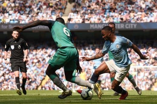 Прогноз на матч Манчестер Сити – Тоттенхэм – 17.08.2019, 19:30