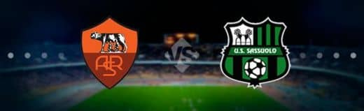 Прогноз на матч Рома – Сассуоло – 15.09.2019, 19:00