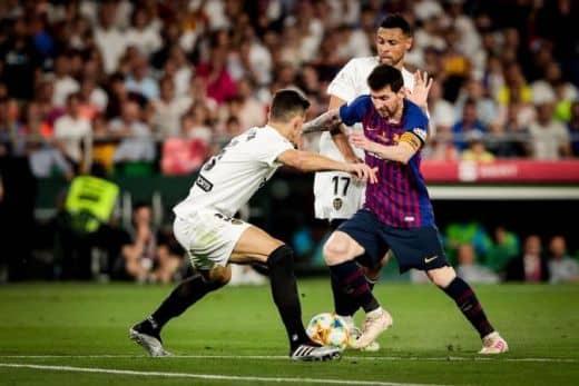 Прогноз на матч Барселона – Валенсия – 14.09.2019, 22:00