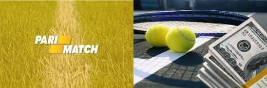 Ставки на теннис в Париматч