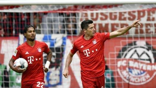 Прогноз на матч Айнтрахт Ф – Бавария – 02.11.2019, 17:30
