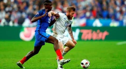 Прогноз на матч Исландия – Франция – 11.10.2019, 21:45
