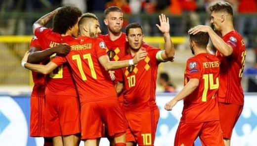 Прогноз на матч Бельгия – Сан-Марино – 10.10.2019, 21:45