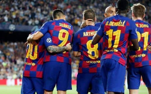 Прогноз на матч Барселона– Вальядолид – 29.10.2019, 23:15