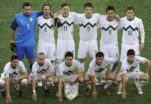 Прогноз на матч Северная Македония – Словения – 10.10.2019, 21:45