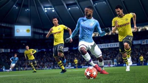 Ставки на виртуальный футбол Лига Ставок