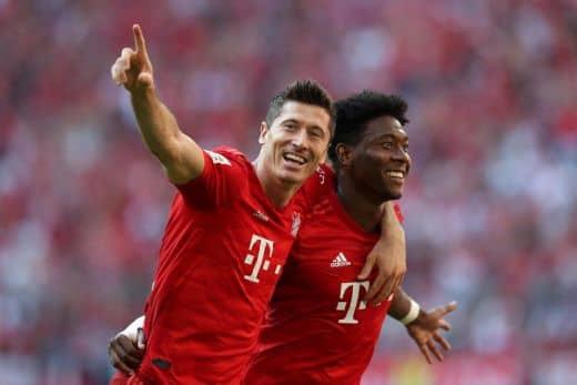 Прогноз на матч Бавария – Байер - 30.11.2019, 20:30
