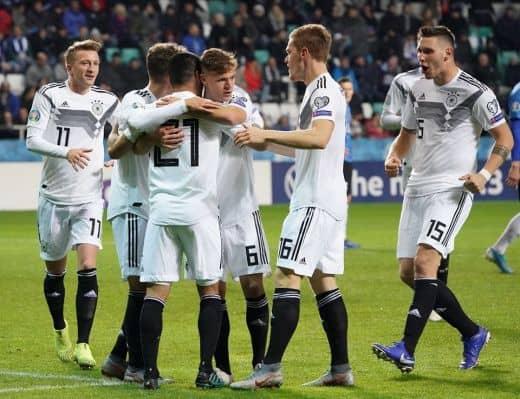 Прогноз на матч Германия – Беларусь - 16.11.2019, 22:45