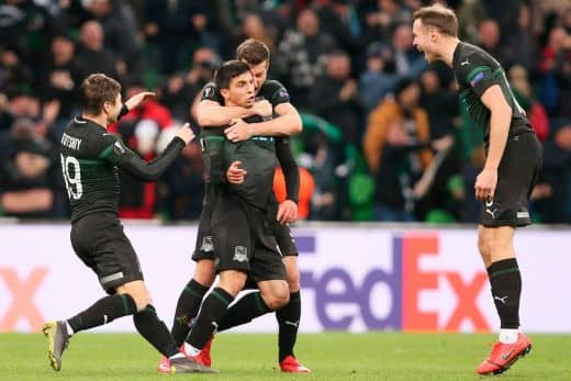 Прогноз на матч Краснодар – Базель - 28.11.2019, 18:50