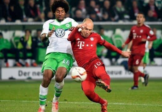 Прогноз на матч Бавария – Вольфсбург - 21.12.2019, 17:30