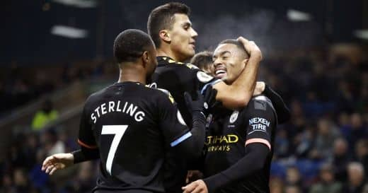 Прогноз на матч Манчестер Сити – Эвертон - 01.01.2020, 20:30