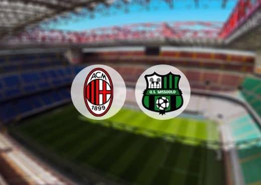 Прогноз на матч Милан – Сассуоло - 15.12.2019, 17:00
