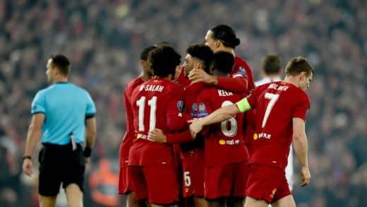 Прогноз на матч Зальцбург – Ливерпуль - 10.12.2019, 20:55