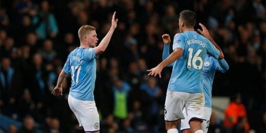 Прогноз на матч Манчестер Сити – Лестер - 21.12.2019, 20:30
