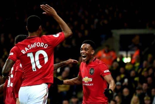 Прогноз на матч Манчестер Юнайтед - Норвич - 11.01.2020, 18:00