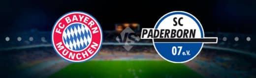 Прогноз на матч Бавария – Падерборн - 21.02.2020, 22:30
